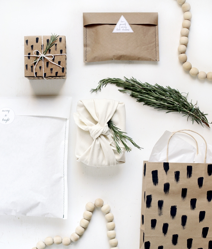 3 Ways to Wrap Difficult Objects @themerrythought