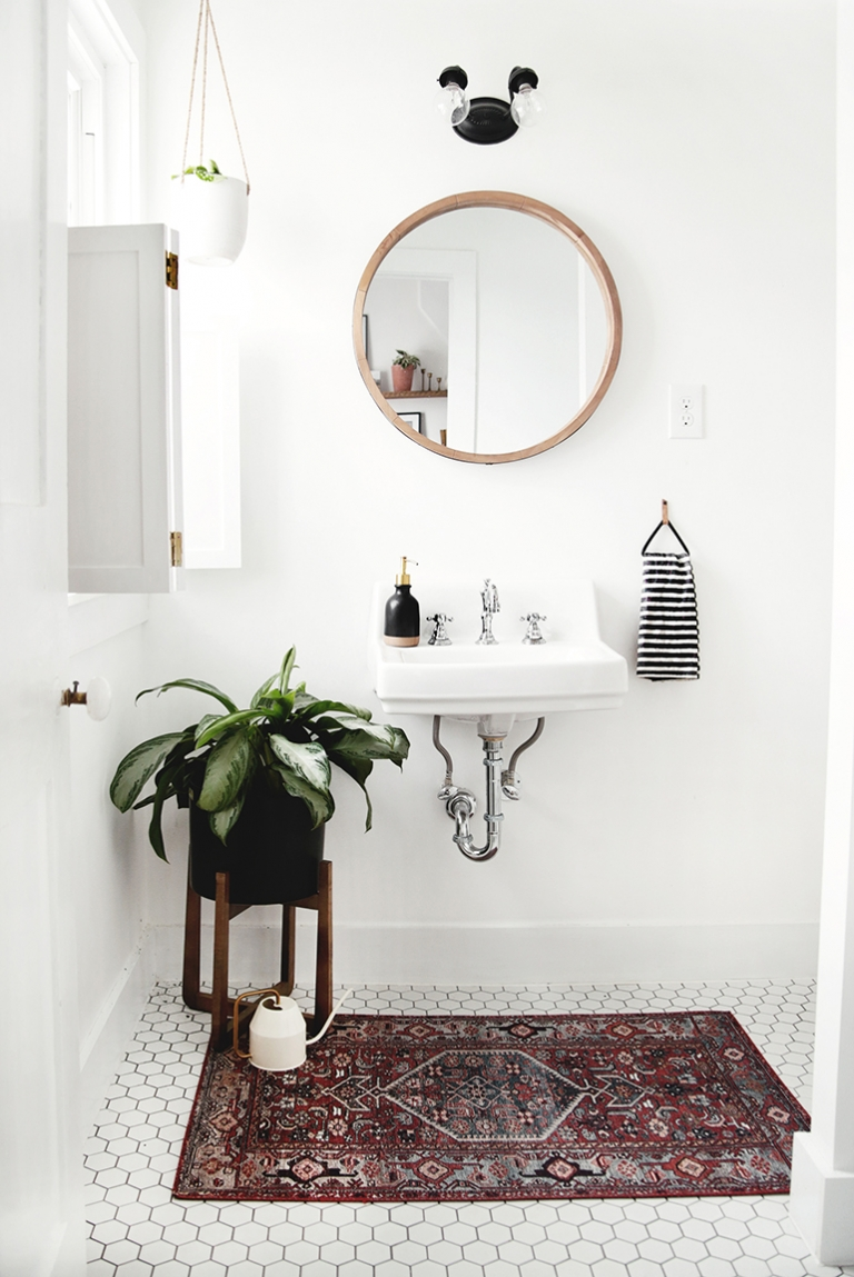 Favorite Modern Vintage Rugs The Merrythought