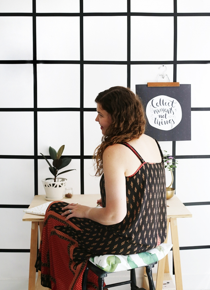 Tips for a Better Work-Life Balance @themerrythought with @wallsneedlove