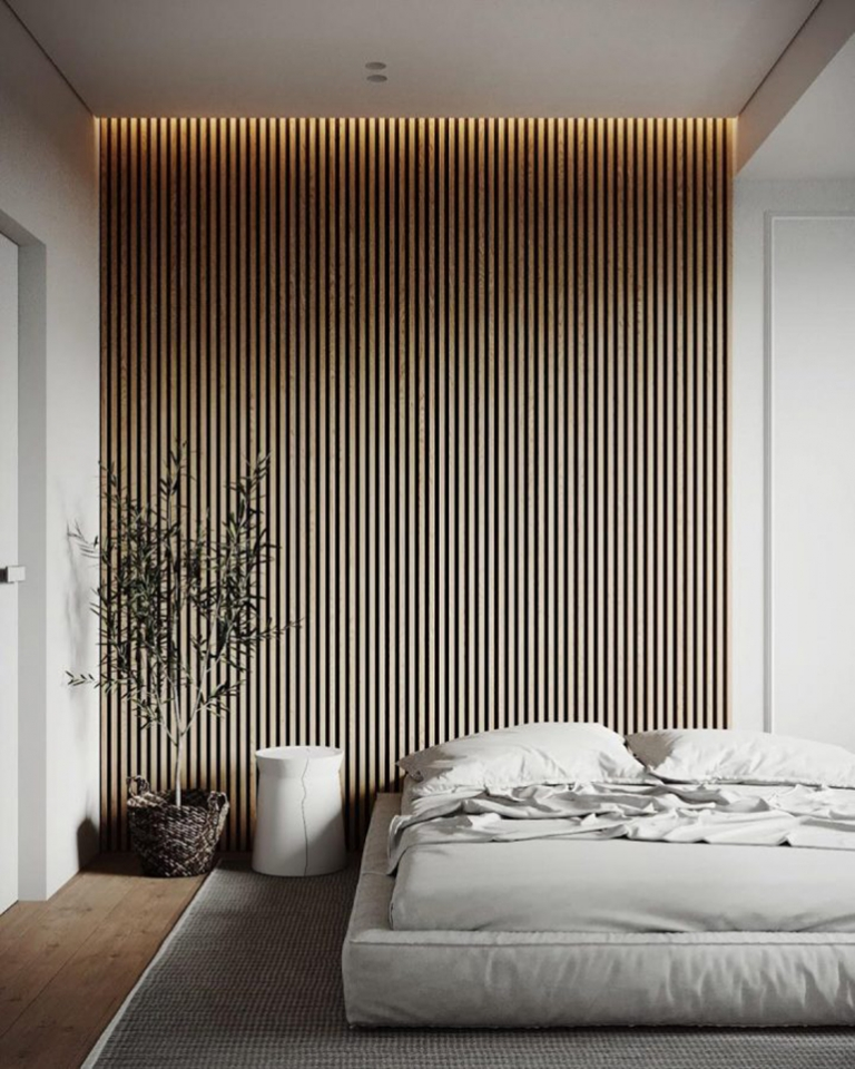 Wood Slat Trend The Merrythought
