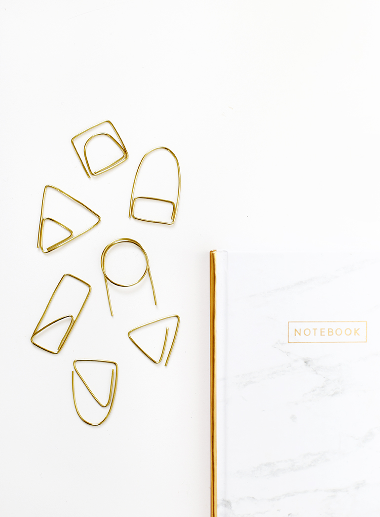 Make Your Own Paperclips @themerrythought