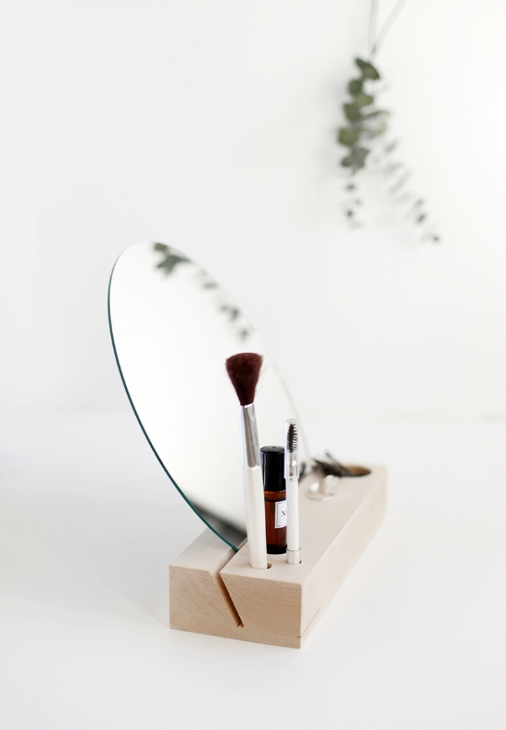DIY Beauty Dock @themerrythought