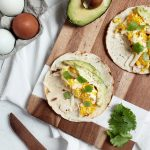 Simple Breakfast Tacos
