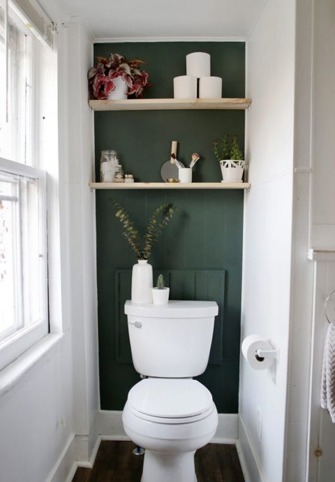 Mini Bathroom Makeover The Merrythought