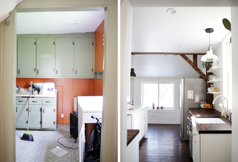 Minimal Kitchen Reveal The Merrythought