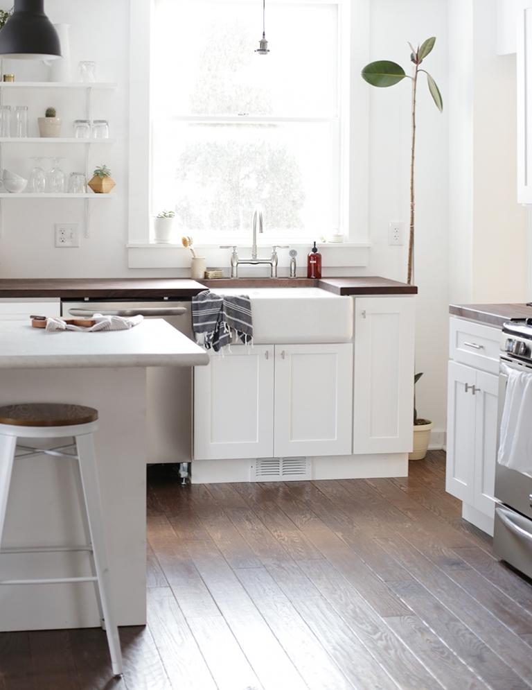 Minimal Kitchen @themerrythought Minimal Kitchen @themerrythought Minimal  Kitchen @themerrythought