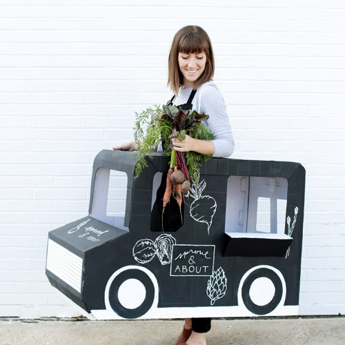 DIY Food Truck Costume @themerrythought