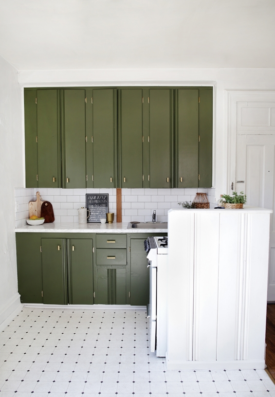apartment kitchen makeover Archives - The Merrythought
