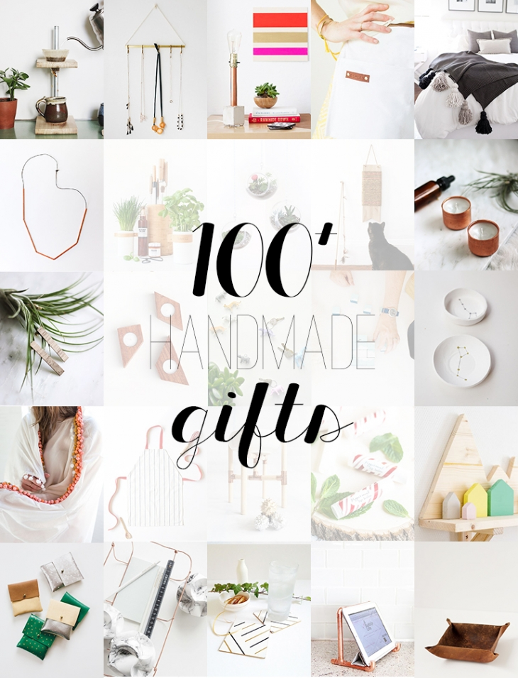 100+ Handmade Gifts @themerrythought