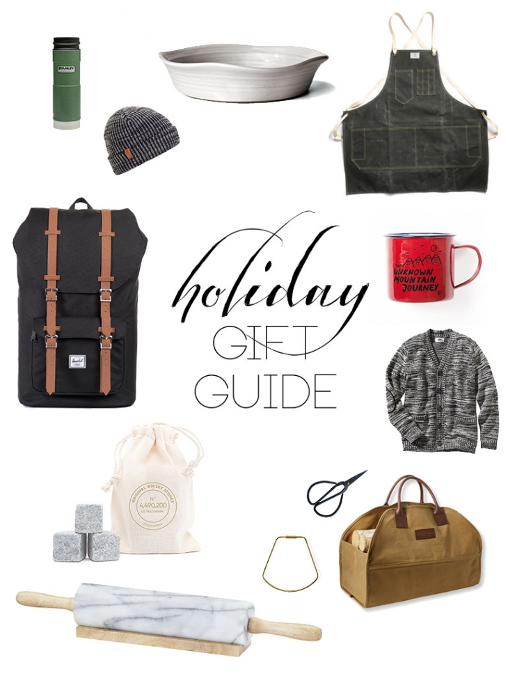 Holiday Gift Guide @themerrythought