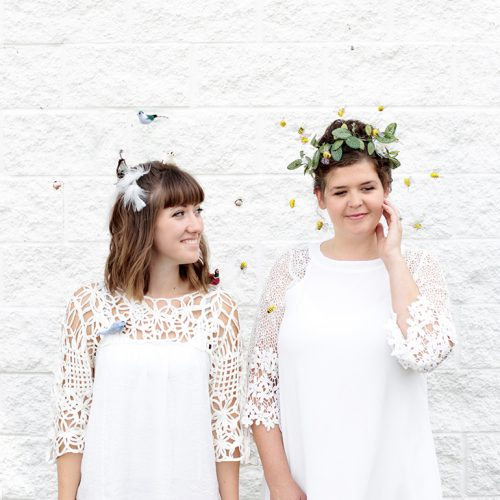 DIY The Birds & The Bees Costume @themerrythought