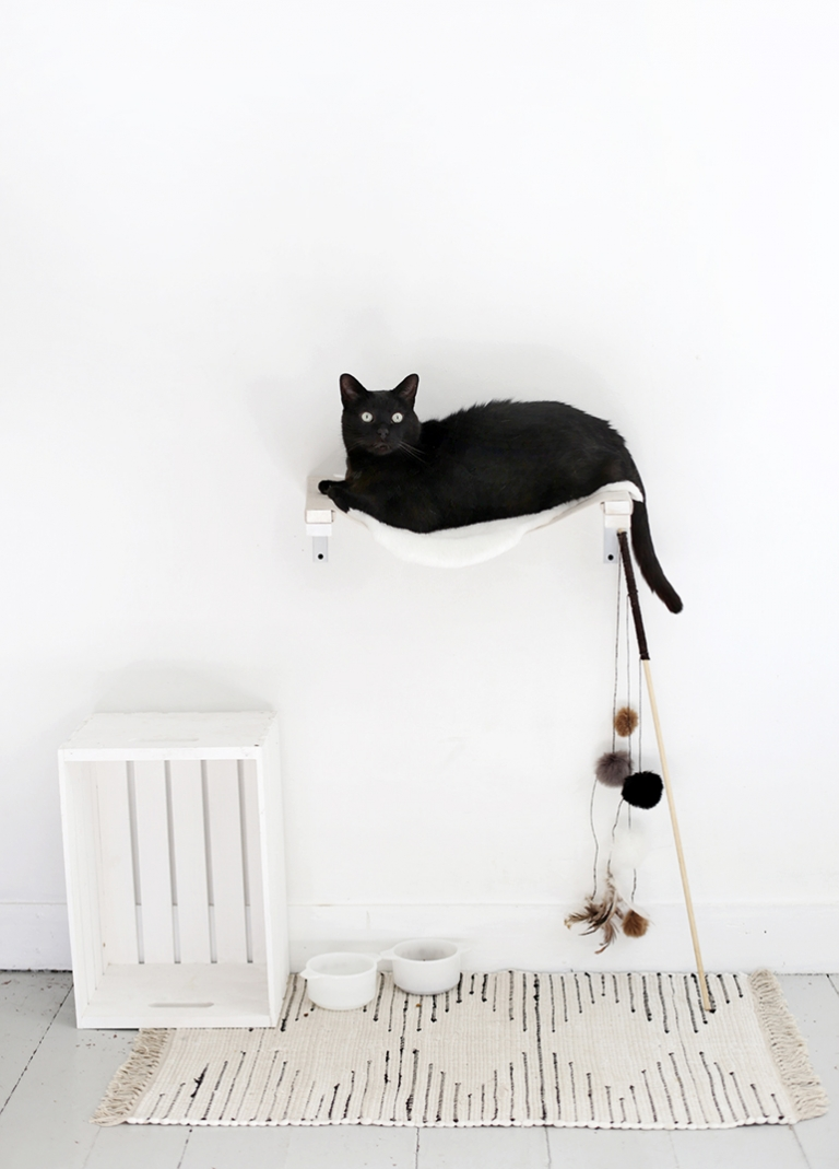Diy Cat Hammock The Merrythought