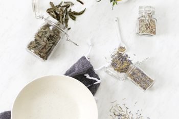 DIY: How to Give yourself an Herbal Facial Steam @themerrythought