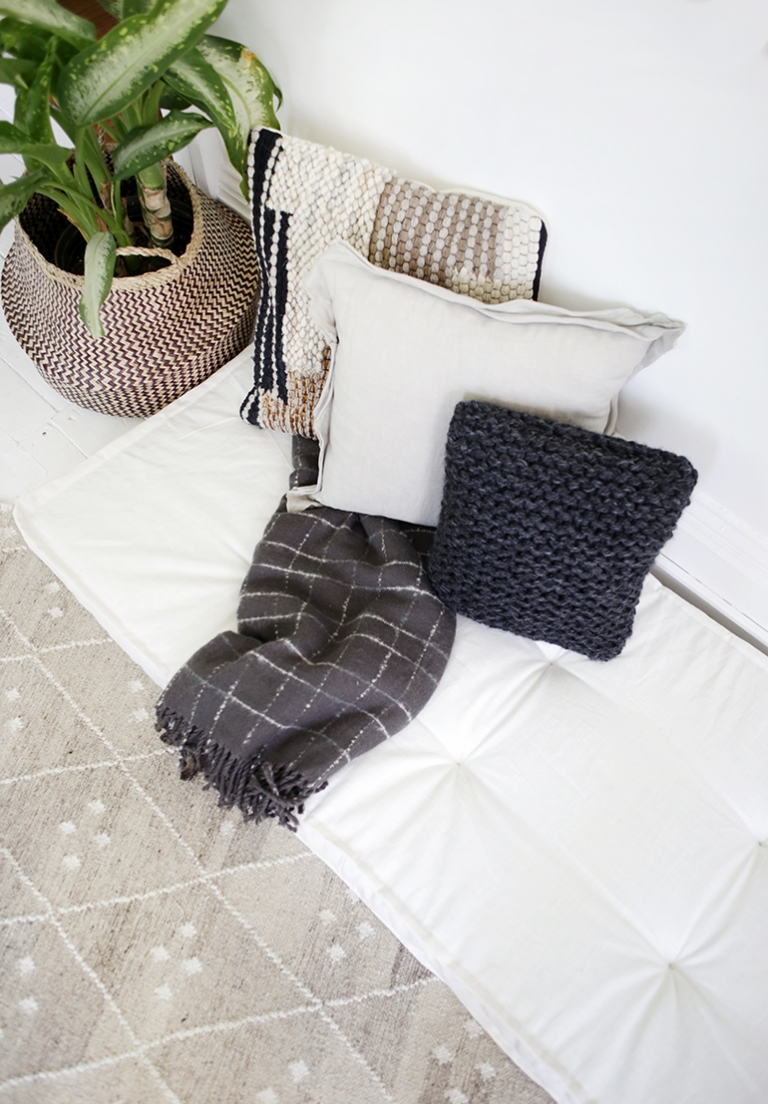 Diy Daybed Cushion The Merrythought