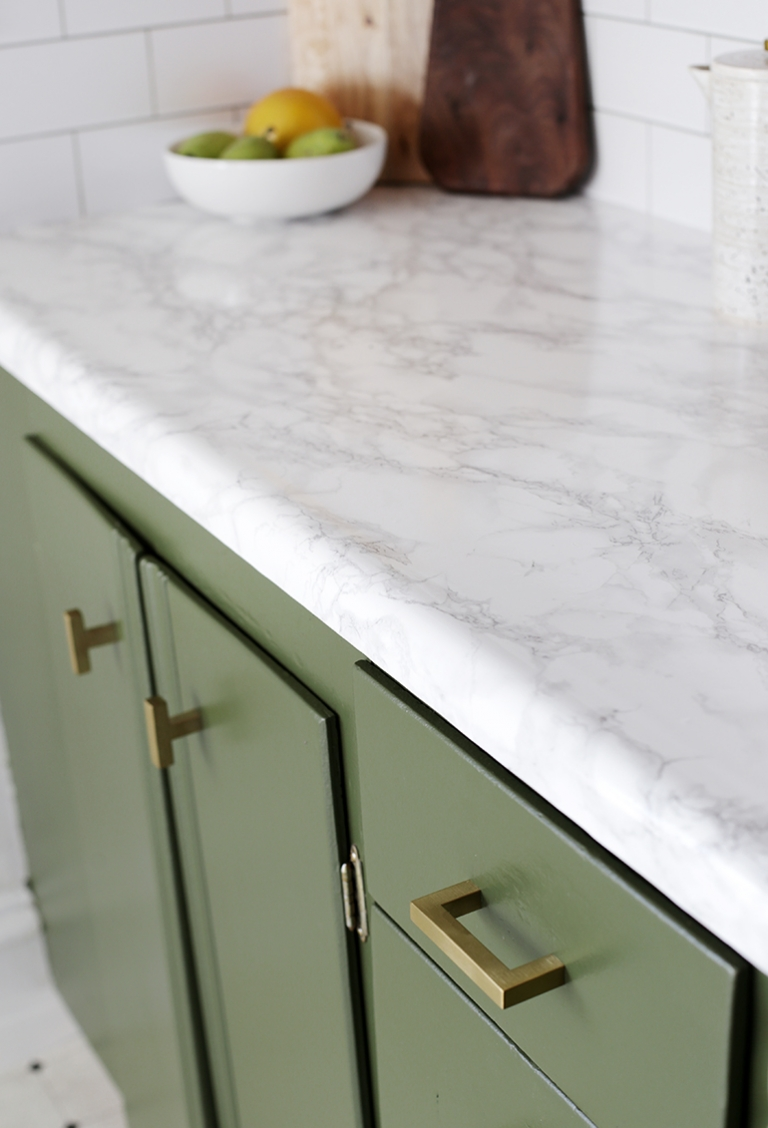 13 Diy Faux Marble Countertop The