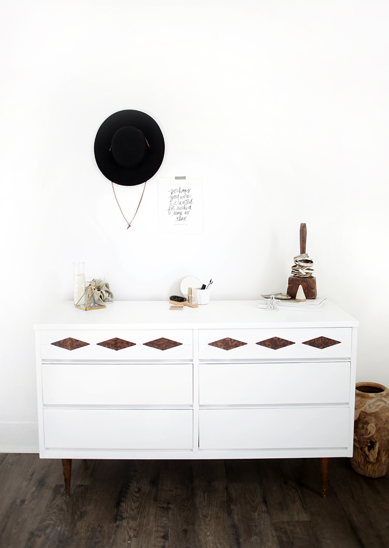 How To Paint Laminate Furniture The Merrythought