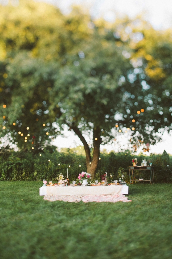 Dreamy Summer Garden Party | The Merrythought