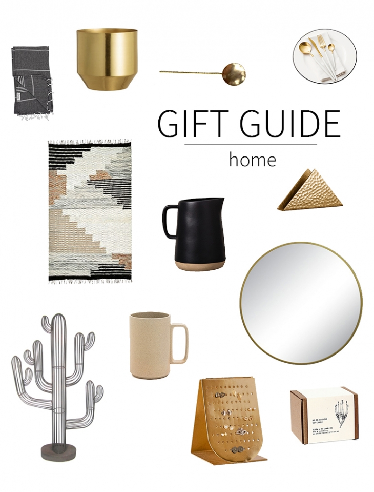 Home Holiday Gift Guide @themerrythought