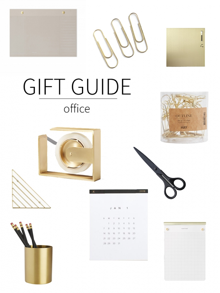 Office Holiday Gift Guide @themerrythought