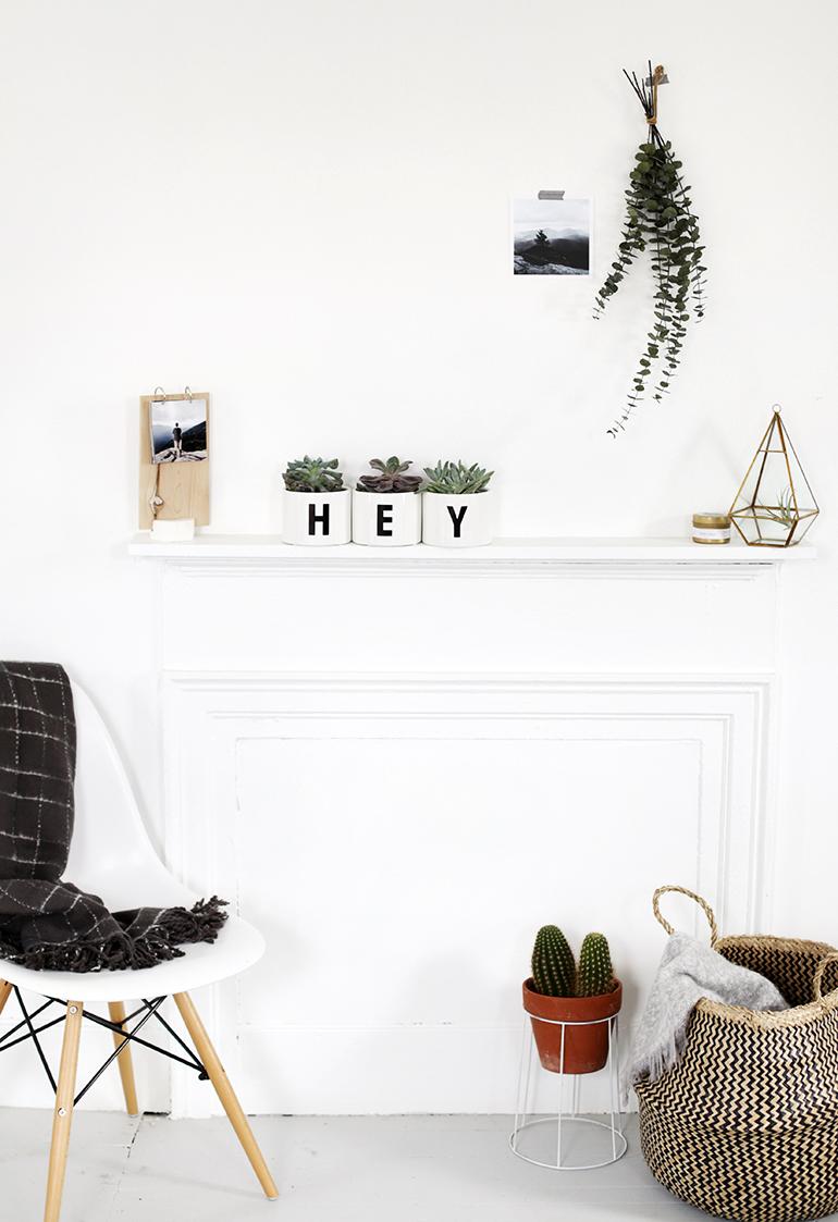 DIY Hey Planter @themerrythought