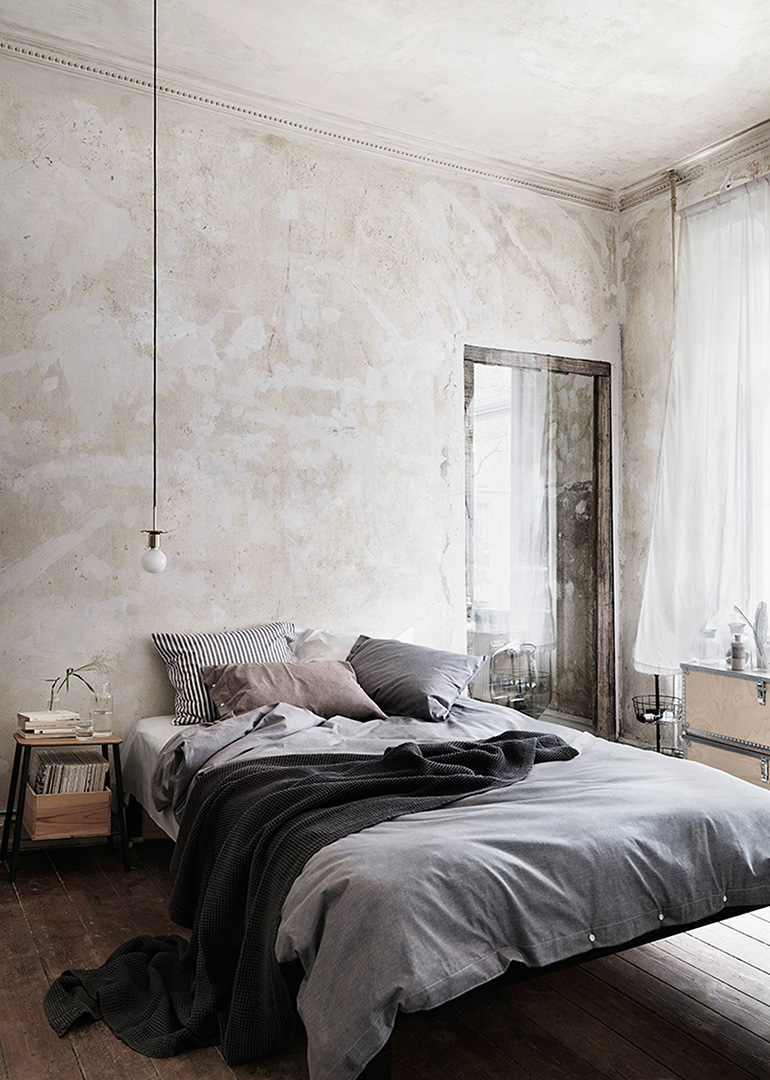 Industrial-Style Bedroom Designs