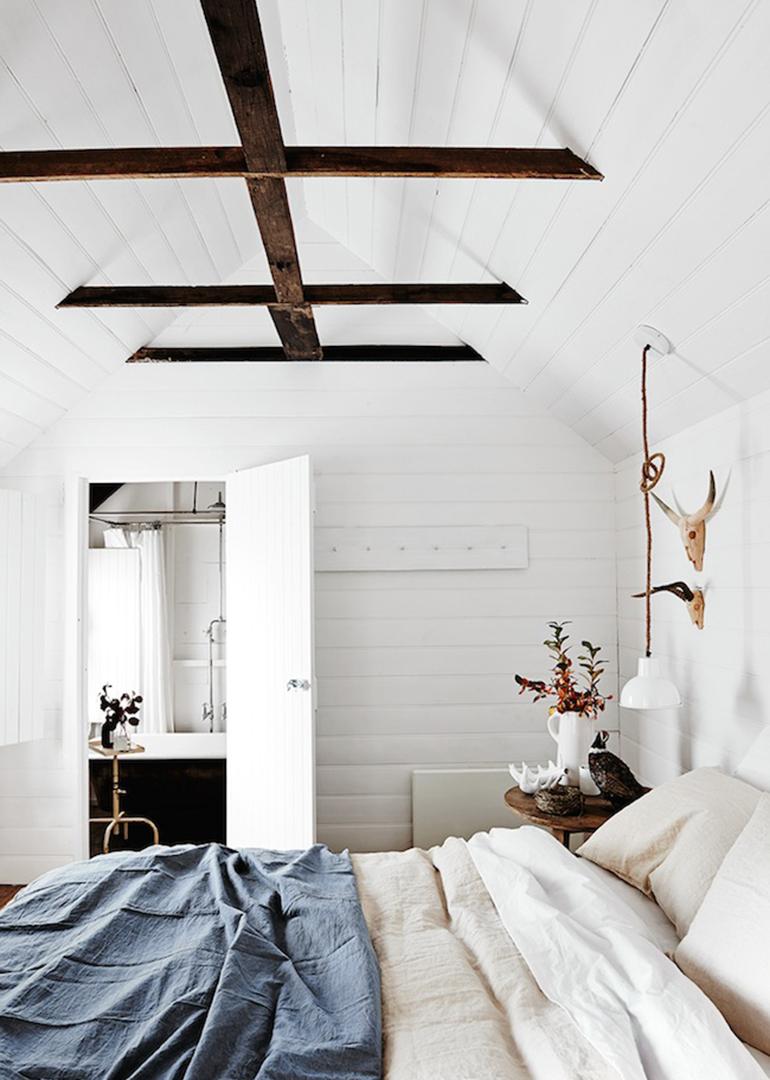 Minimal Scandinavian Bedrooms