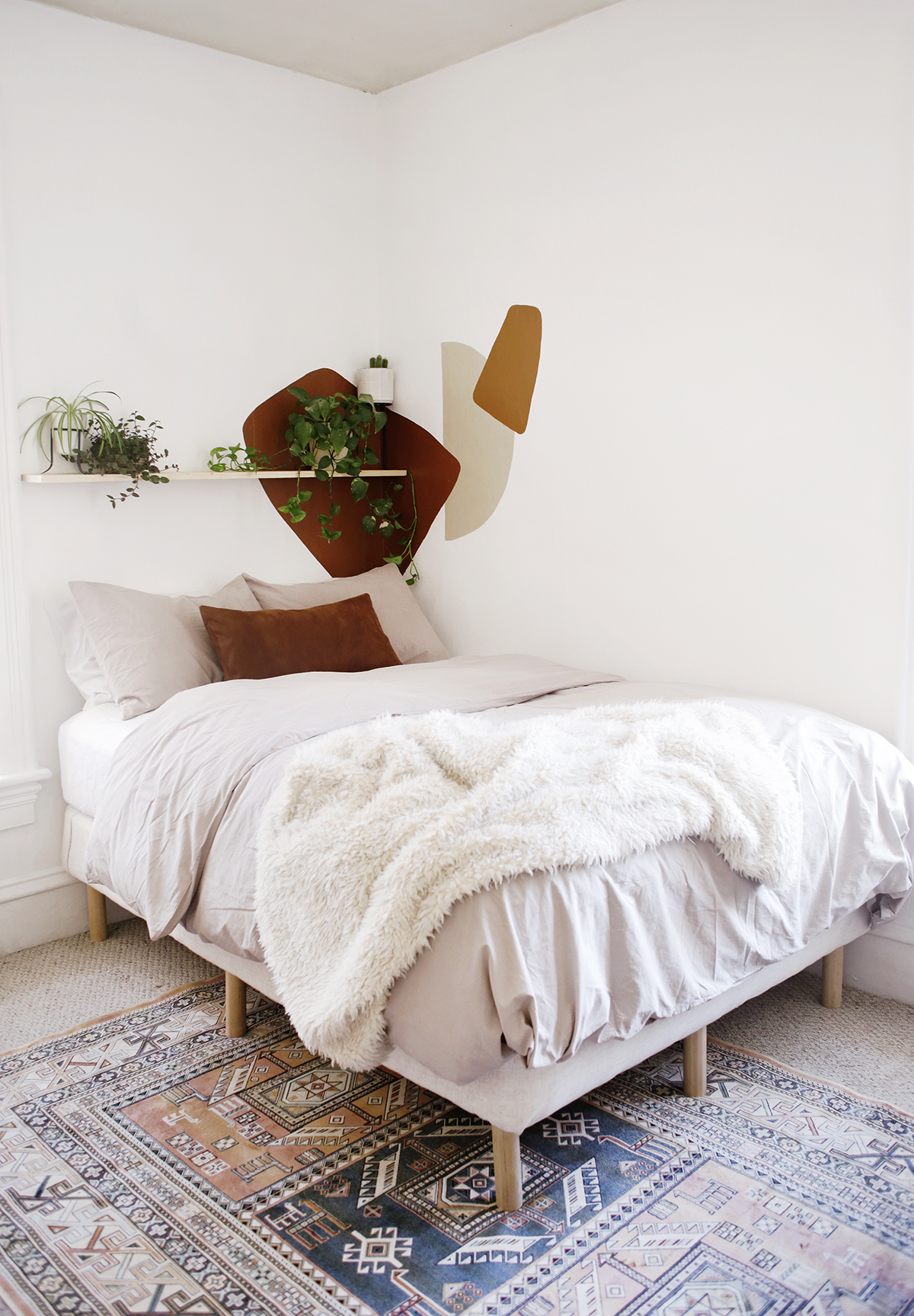 Diy Linen Bed Frame Orc Week 4 The Merrythought