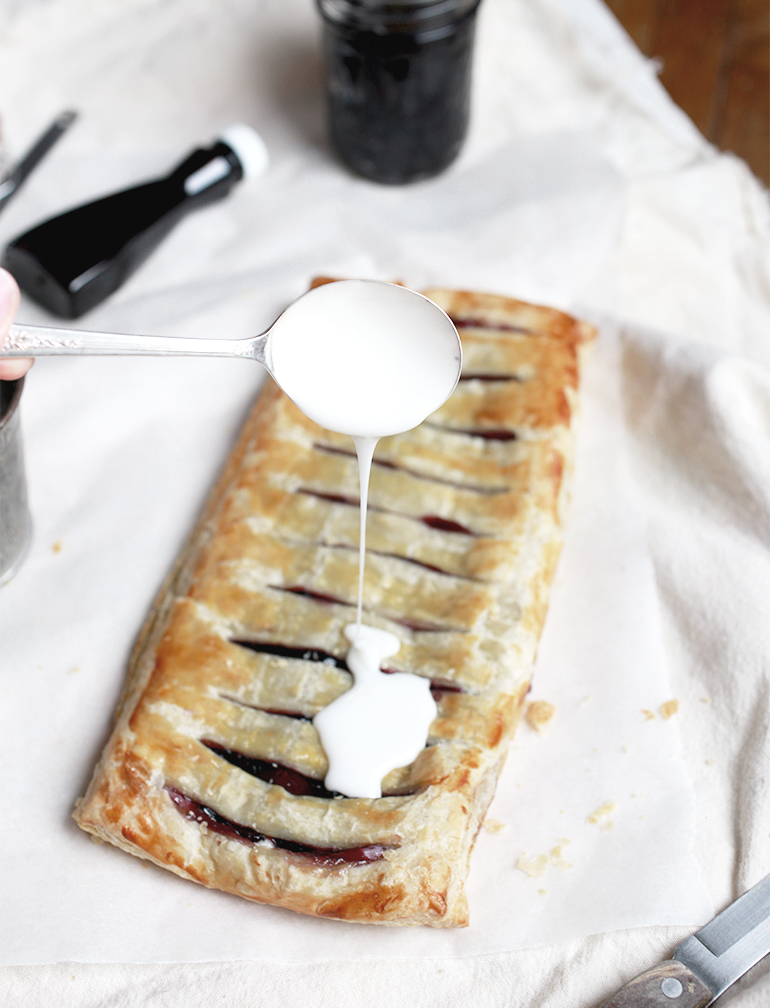 Cream Cheese Pastry Filling Recipe Blueberry Cream Cheese Pastry