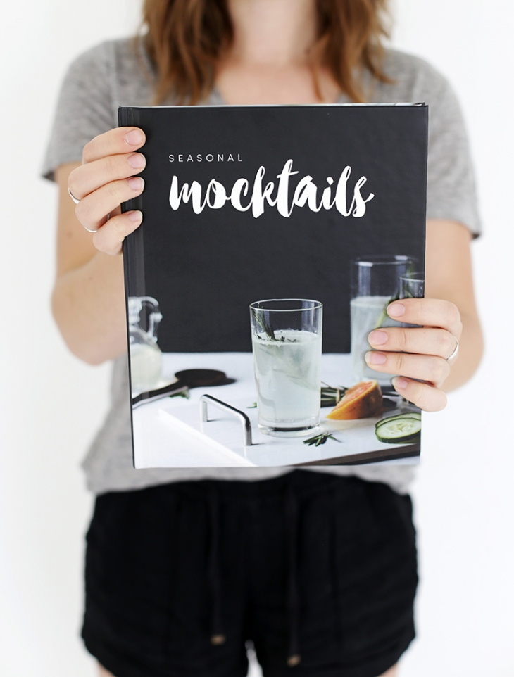 Seasonal Mocktails Book @themerrythought