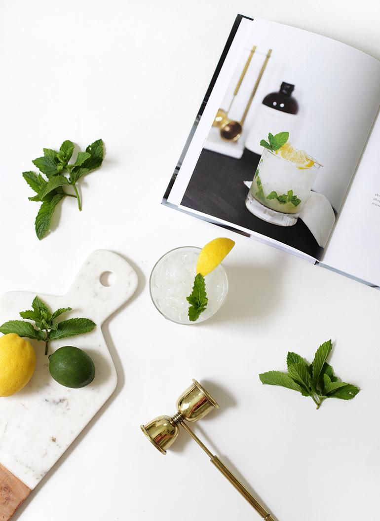 Seasonal Mocktails Book @themerrythought