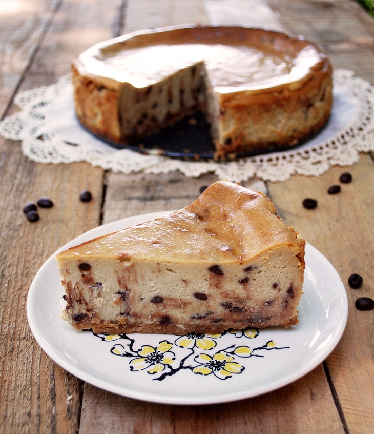 Cappuccino Cheesecake | The Merrythought