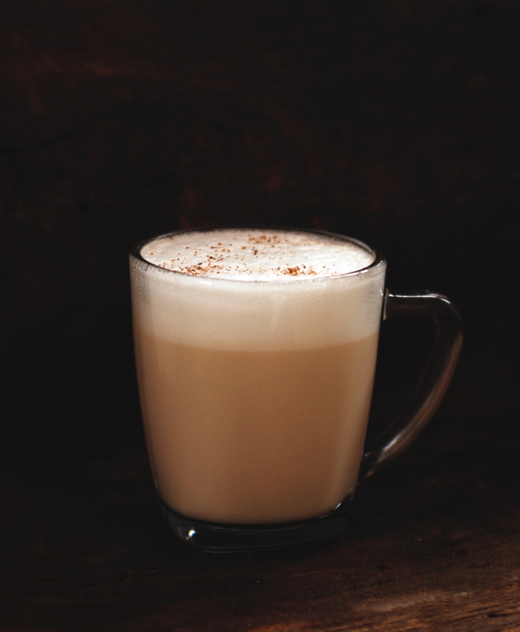 Chai Tea Latte @themerrythought