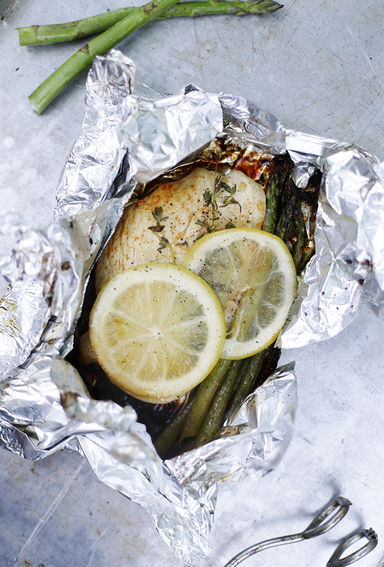 how to cook with tin foil