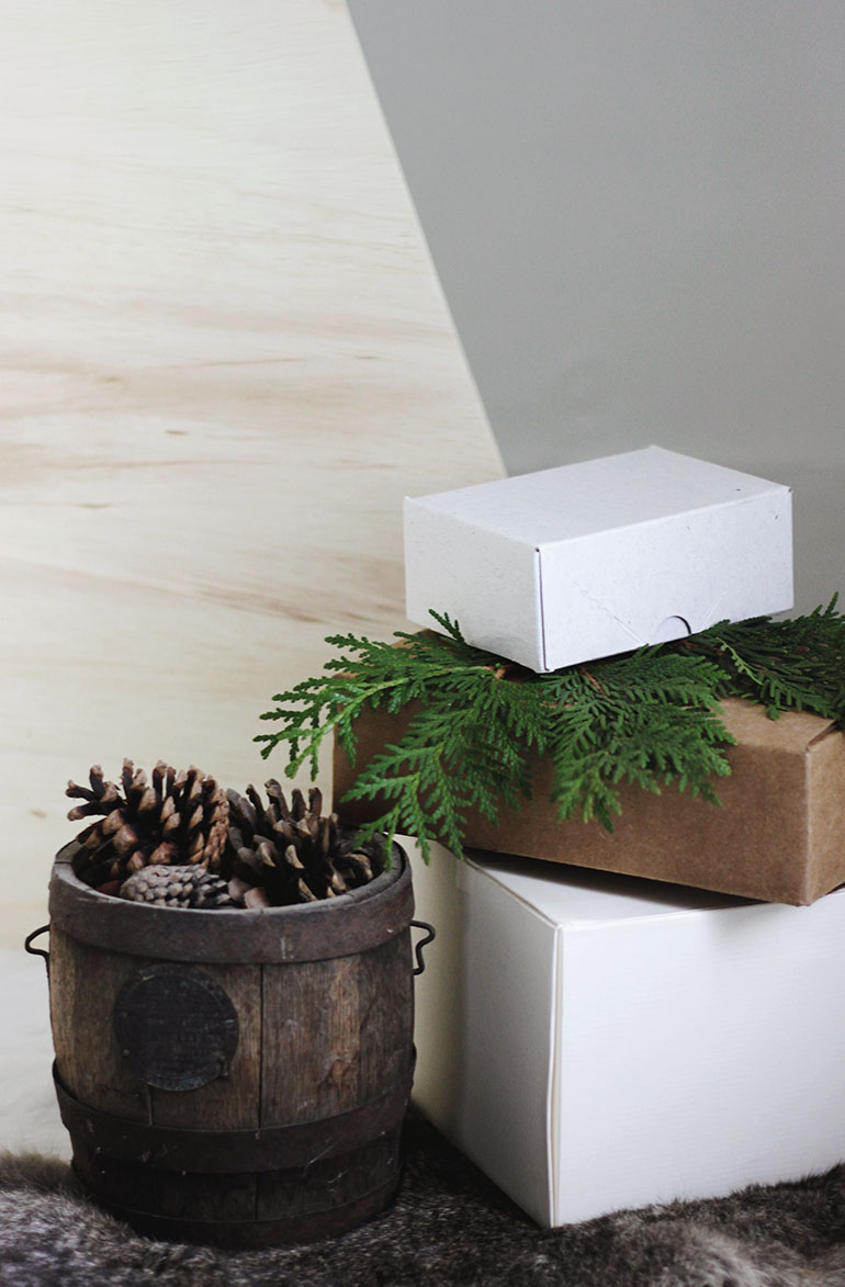 DIY Plywood Christmas Tree @themerrythought