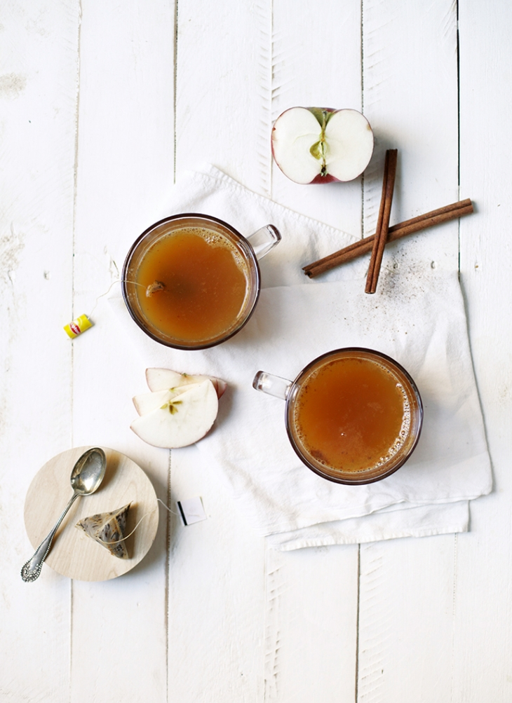 Cider Tea @themerrythought