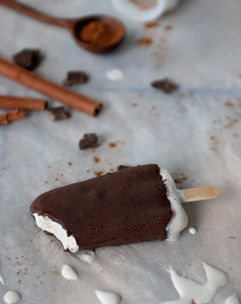 Saigon Cinnamon Chocolate Pops @themerrythought