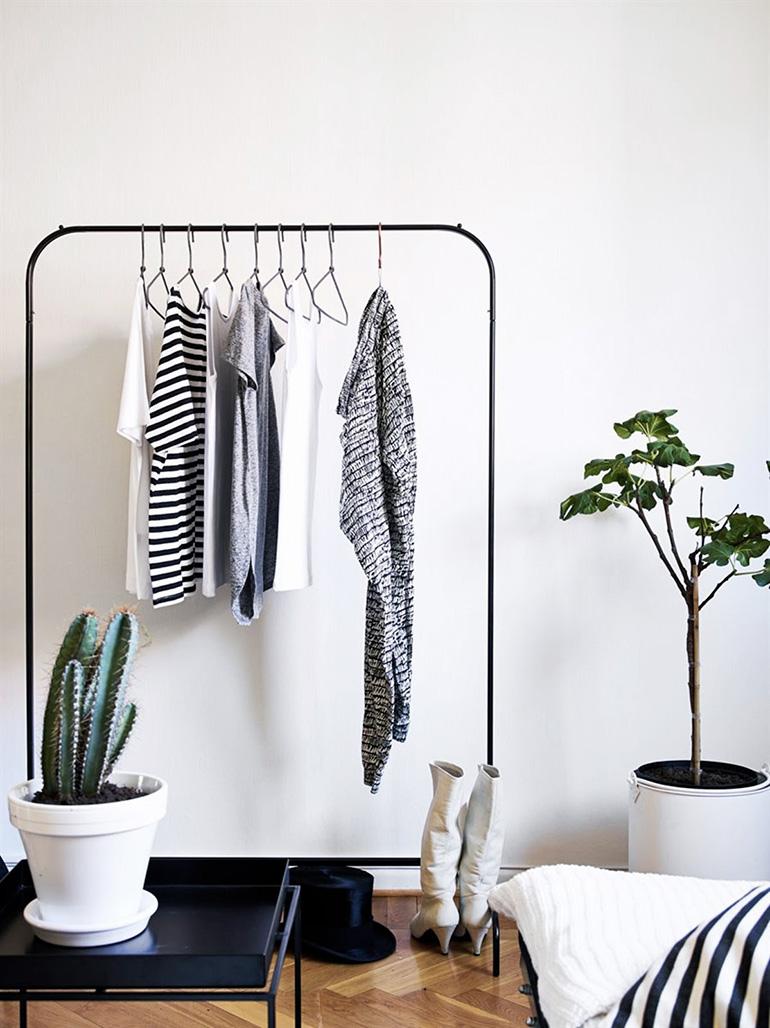 ... Minimal Closet Inspiration @themerrythought