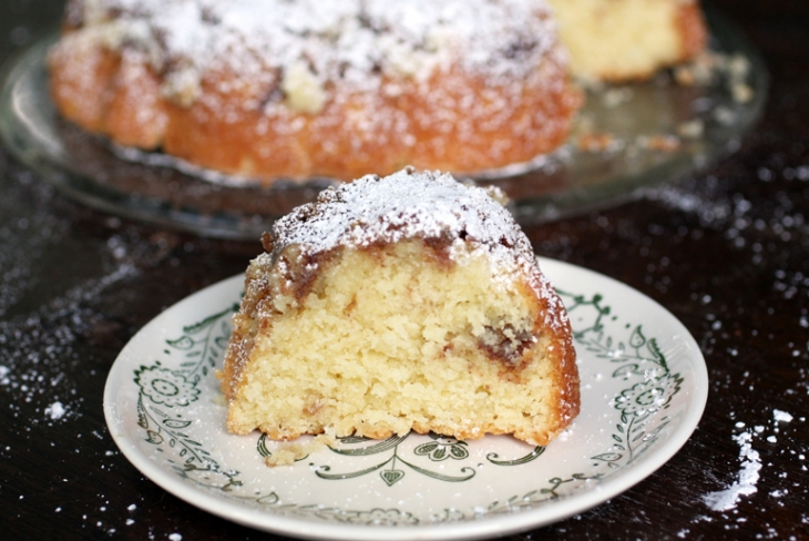Coffee Cake | The Merrythought
