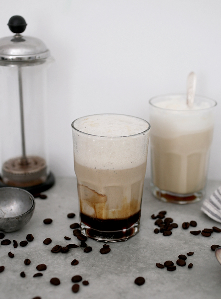 Coffee Ice Cream Soda @themerrythought