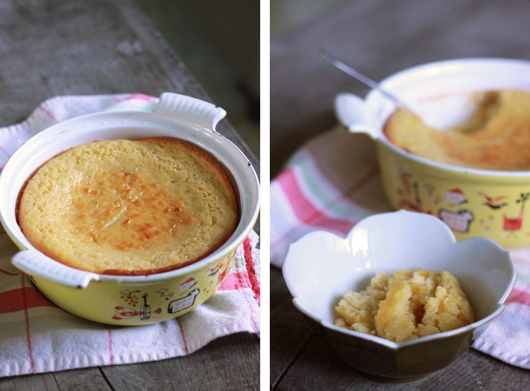 Corn Pudding  |  The Merrythought
