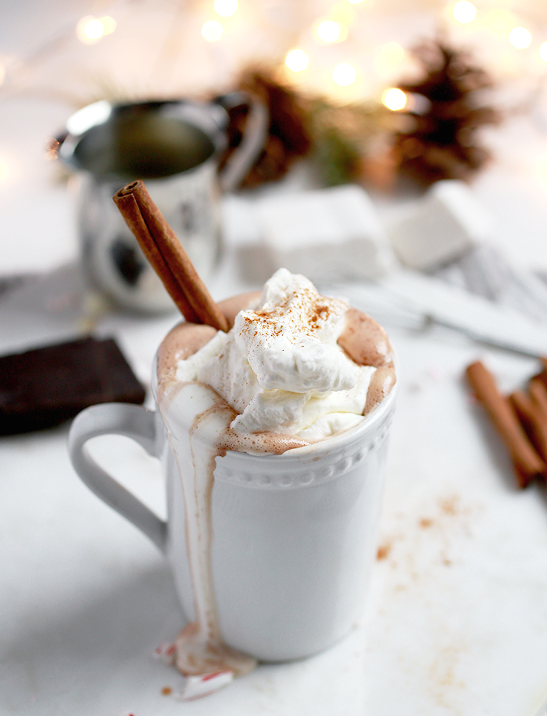 Creamy Hot Chocolate » The Merrythought