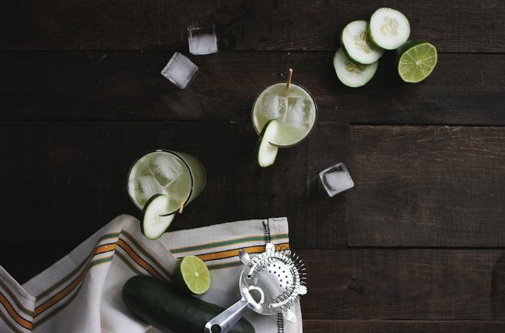 Cucumber Cooler @themerrythought