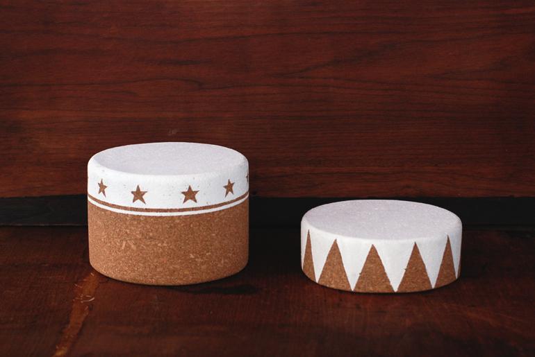 DIY Cork Drum + Wooden Drumsticks - The Merrythought