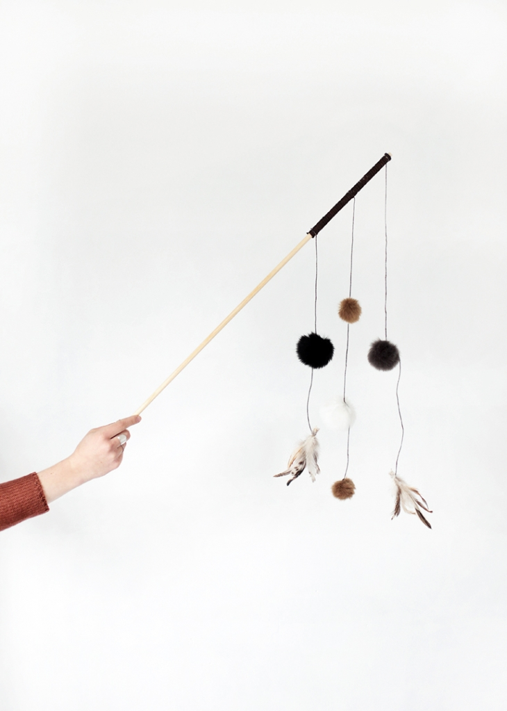DIY Cat Toy @themerrythought