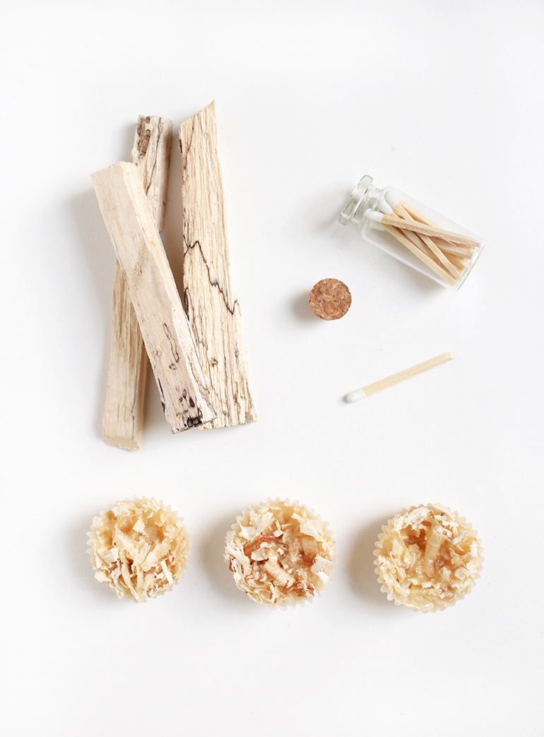 DIY Fire Starter Kit @themerrythought