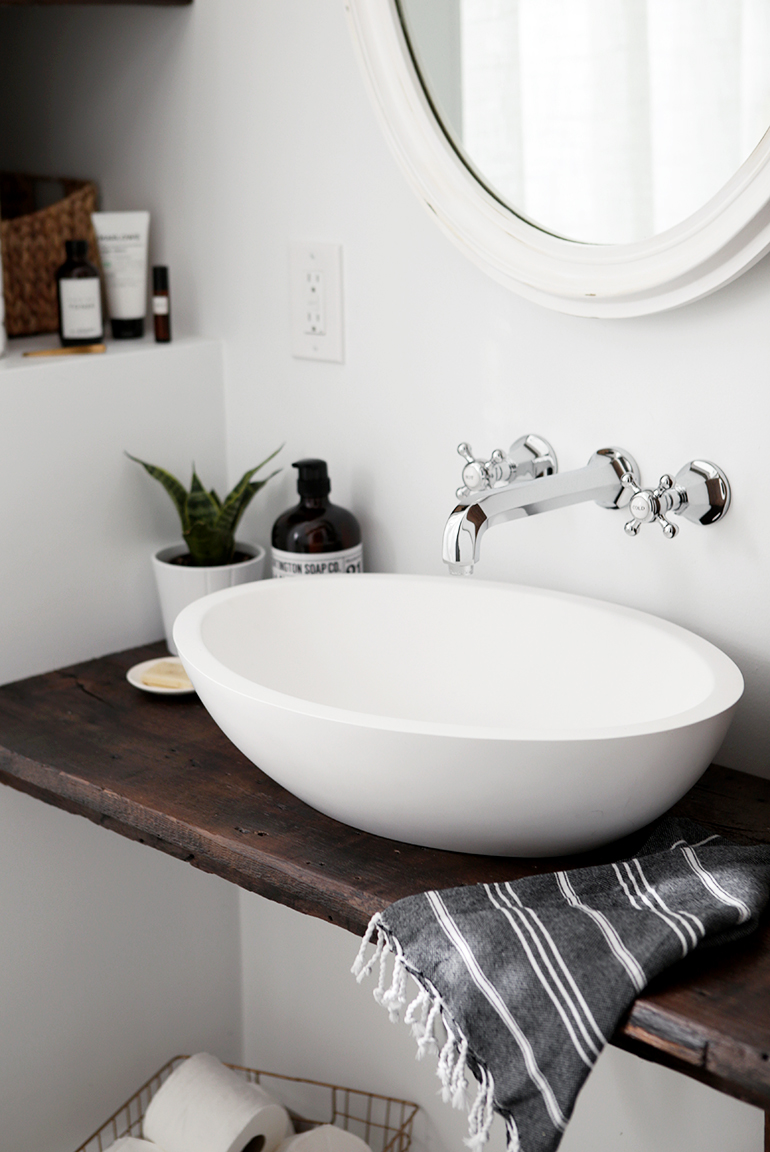shelf over bathroom sink diy floating sink shelf the merrythought 20355