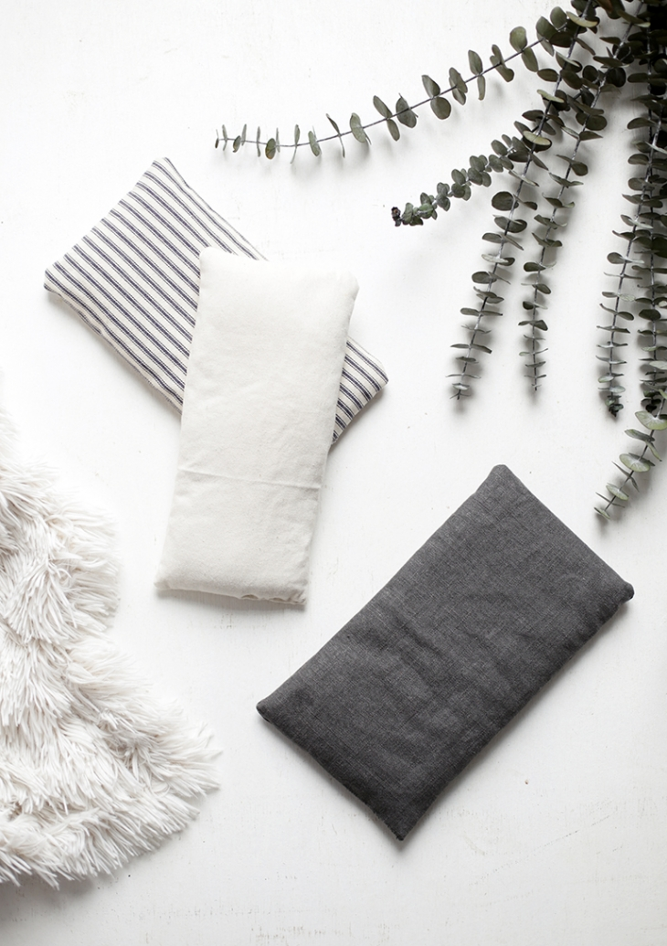 DIY Heating Pad @themerrythought