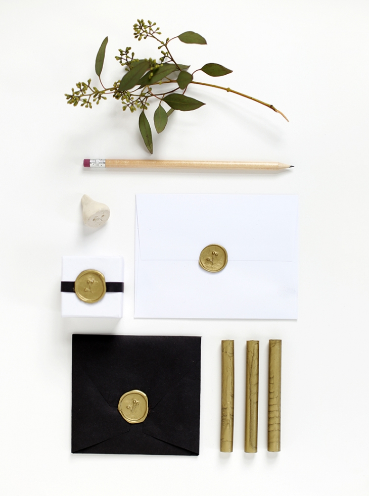 DIY Wax Seal @themerrythought