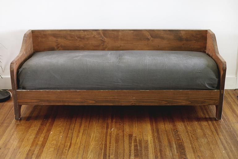 diy wood sofa the merrythought rh themerrythought com diy wood sofa bed diy wood sofa frame