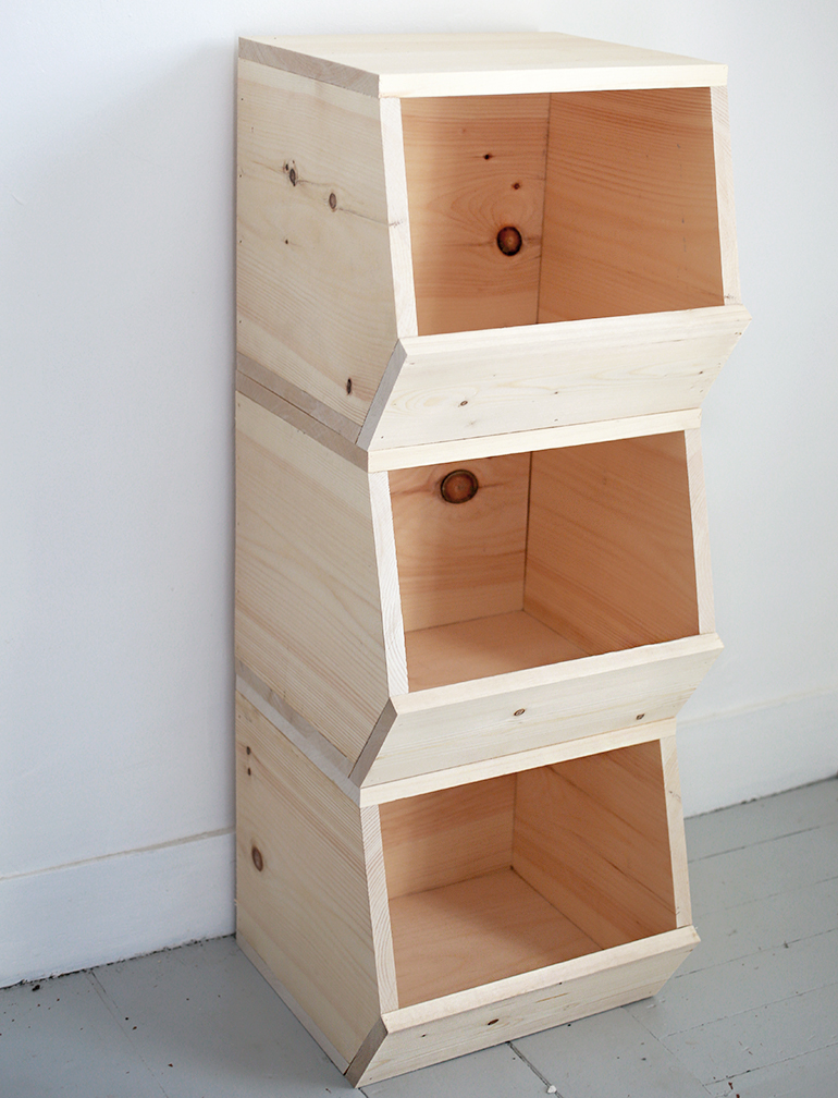 Diy wooden toy bins the merrythought - Jugueteros leroy merlin ...